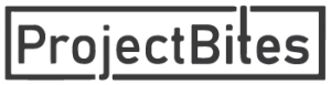 Project Bites Project Management Education Logo